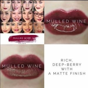 NWT Mulled Wine LipSense